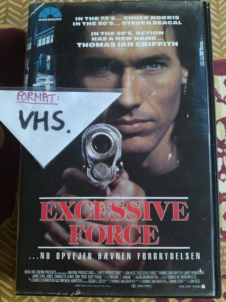Action, Excessive force, instruktør Jon hess