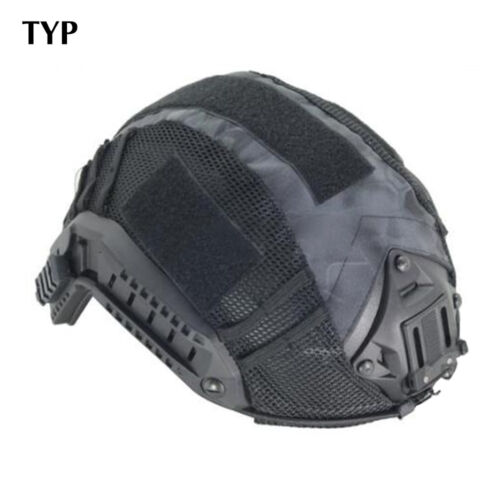 4 Colors Mlitary Helmets Cover Tactical Hunting Riding Combat Airsoft Outdoor ZB