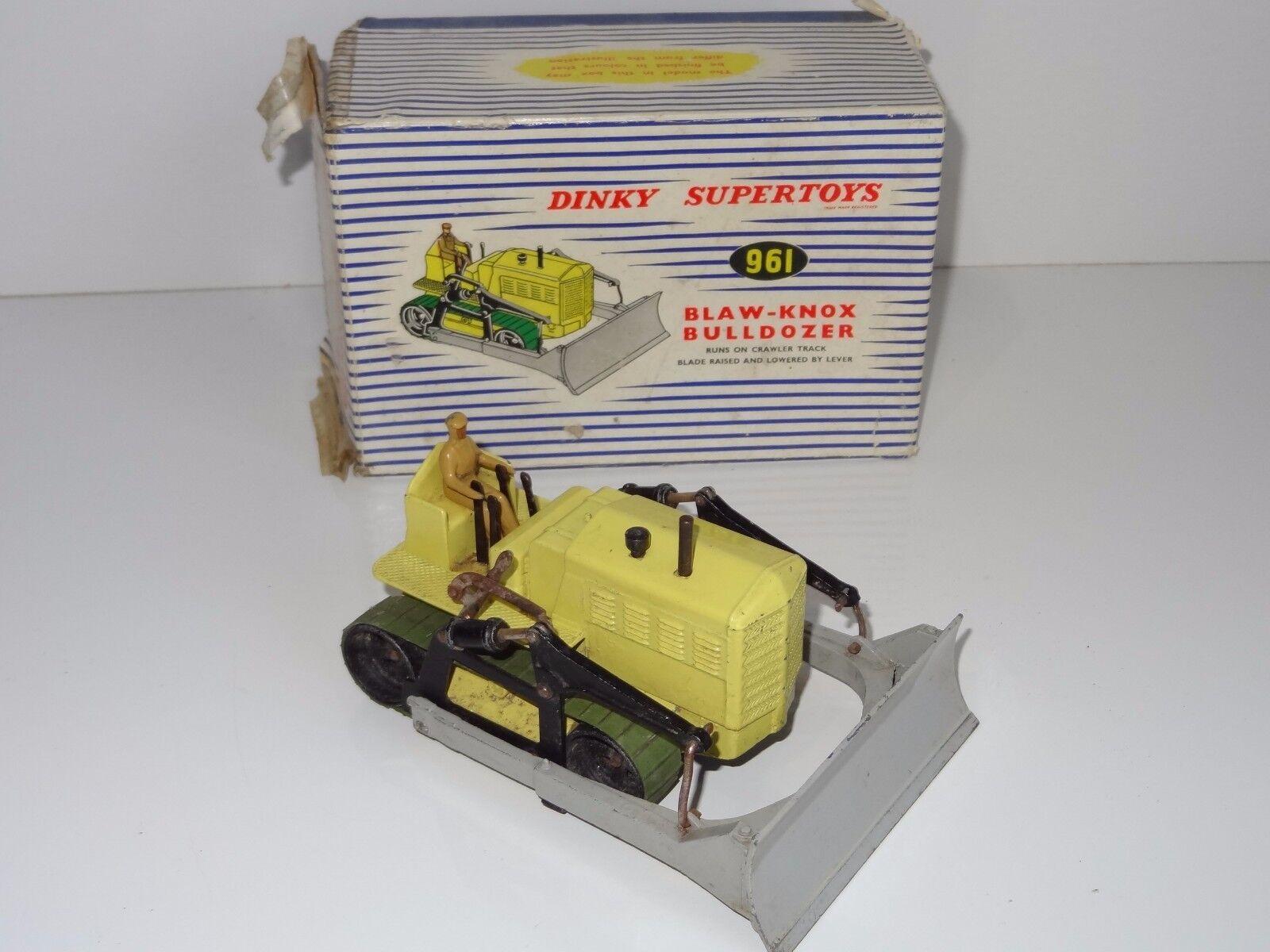 costo real (W) Dinky blaw knox bulldozer - 961 961 961  para barato