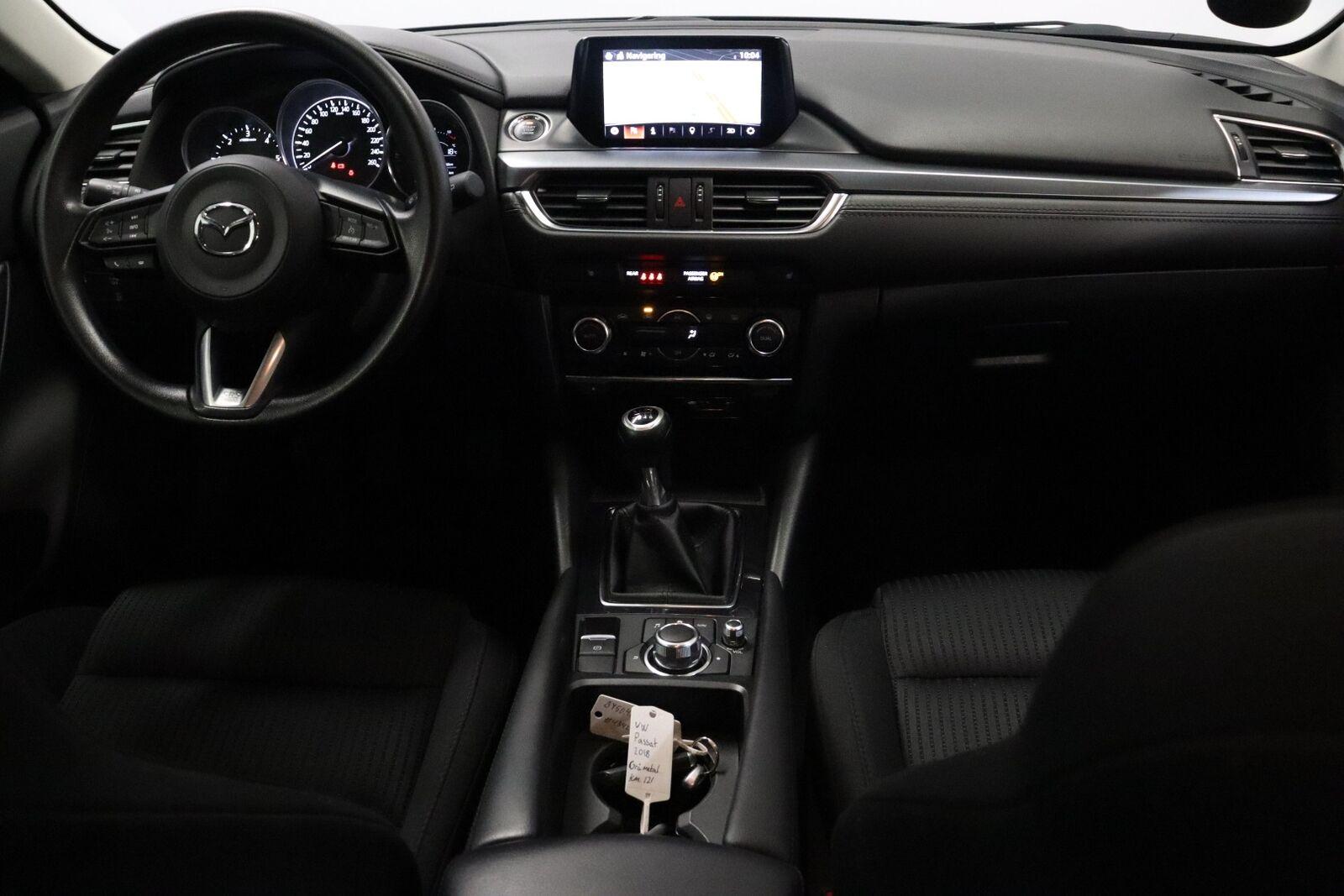 Mazda 6 Sky-D 150 Core Business stc.