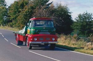 DODGE TRUCK PHOTO PHOTOGRAPH MATLOCK TRANSPORT CLASSIC LORRY PICTURE 2830AH.