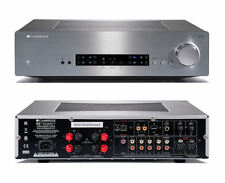 CAMBRIDGE AUDIO CX A-80 AMPLIFICATORE CON DAC INTEGRATO SILVER NUOVO GARANZIA