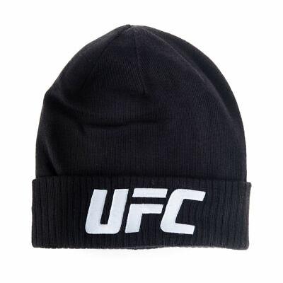 Reebok UFC Logo Bonnet Hommes Fighter Chapeau Entraînement Gym Mma Sport EI0814 | eBay