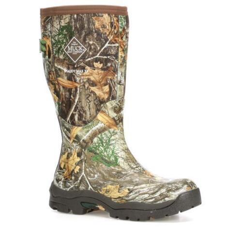 buy sale so cheap so cheap Muck Womens WWM-RTE Woody MAX XF Alpine Wide Calf Tall Camo Boots ...