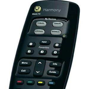 199d49af349 Image is loading Logitech-Harmony-350-Universal-Remote-Control-For-TV-