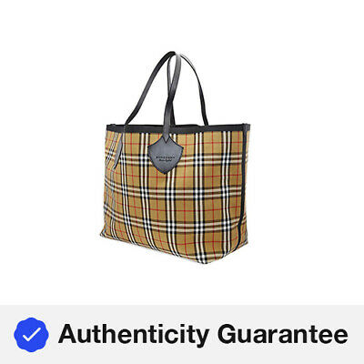 Burberry The Giant check tote 4069608