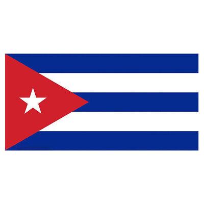 3x5 Cuba Cuban Rainbow Gay Pride Flag 3/'x5/' Banner Grommets premium