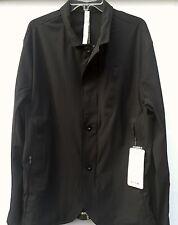 Lululemon Men's Nonstop Blazer Black Sz. Extra Large XL New NWT