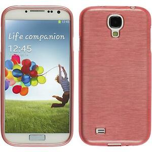 Coque-en-Silicone-Samsung-Galaxy-S4-brushed-rose-Case