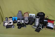 Kamera - Pentacon Six TL - Biometar 2.8/80 MC - großes Zubehör Konvolut