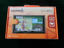 "Garmin Nuvi 67LM 6"" GPS with Lifetime Maps  -  ""MINT"" SHELF PULLS!"