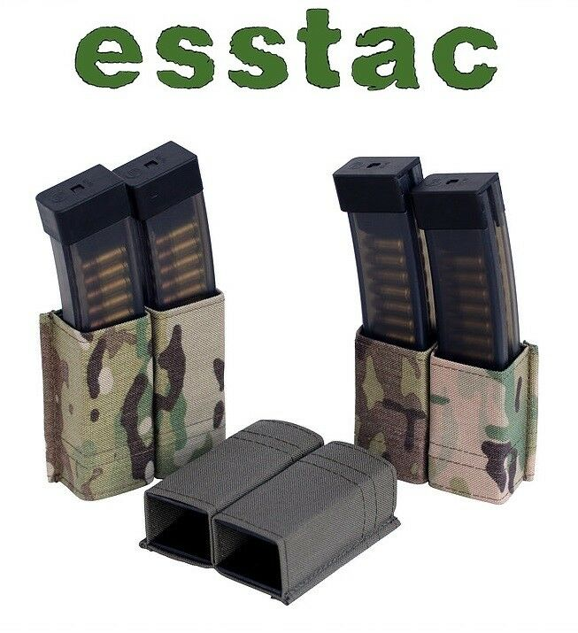 Esstac Scorpion EVO KWYI Mag Pouch-Choose Short or Midlength-Choose Your color