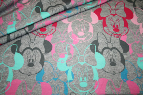 Walt disney French terry sudadera sustancia minnie mouse 1m