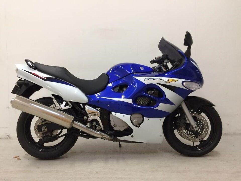 Suzuki, GSX 600 F, 600