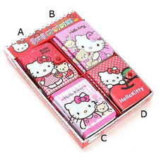 Hello Kitty Mini Button Up Diary : 1PC Random