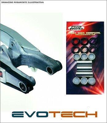 Acquista A Buon Mercato Kit Revisione Completo Perno Forcellone Suzuki Rmz 450 2005 - 2014 Pivot Works