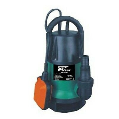 ECOSUB Submersible Water Pump Drainage Emptying Small Irrigation Pond /& Fountain