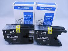 LC79 Black Ink Cartridge for Brother MFC-J6910DW MFCJ6710DW J6510DW J5910DW -2PK