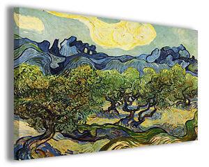 Quadro Vincent Van Gogh vol XXI Quadri famosi Stampe su tela ...