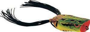 Spro SBEPP60ALBH Bronze Eye Popper Frog 1/2 Oz Albino White 7952