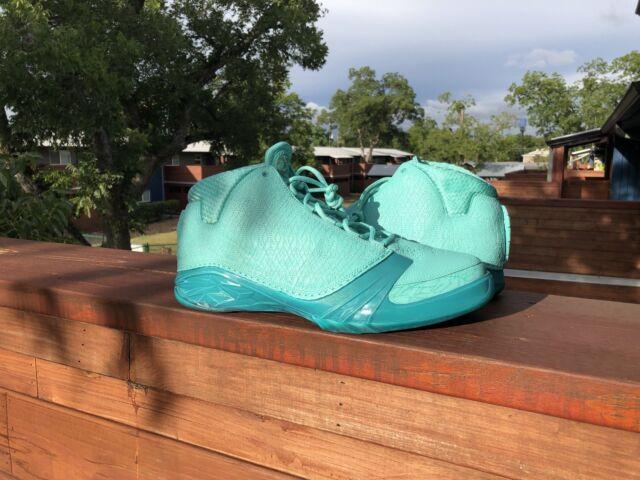 0238500b670975 VNDS Nike Air Jordan XX3 SoleFly Florida Marlins sz 14 Retro Trophy Room  Teal