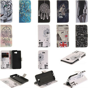 TX-For-Sony-Huawei-Nokia-Lenovo-Phone-High-Wallet-ID-Card-Leather-Case-Cover