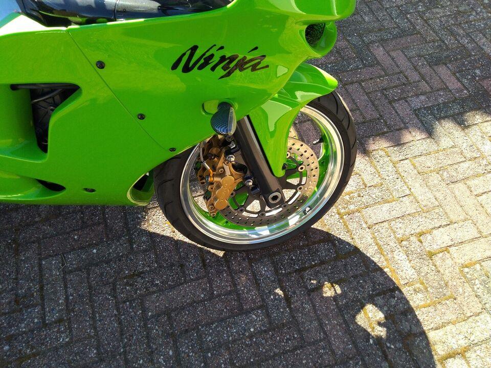 Kawasaki, Kawasaki zx6r ninja, 600 ccm