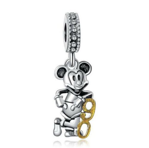 Hot 1pcs european Charm CZ Beads Fit 925 silver Necklace Bracelet  Pendant Chain