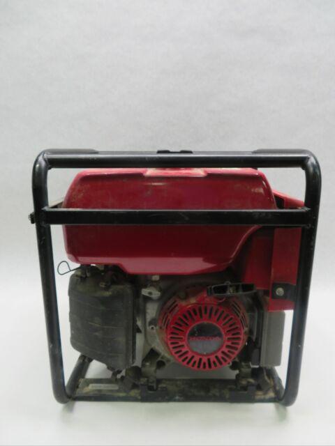 Honda Eb3000c Watt 6 5 Hp Generator For Sale Online Ebay