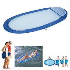 Kelsyus Floating Water Hammock, Pool Inflatable Portable Compact Raft Float, New