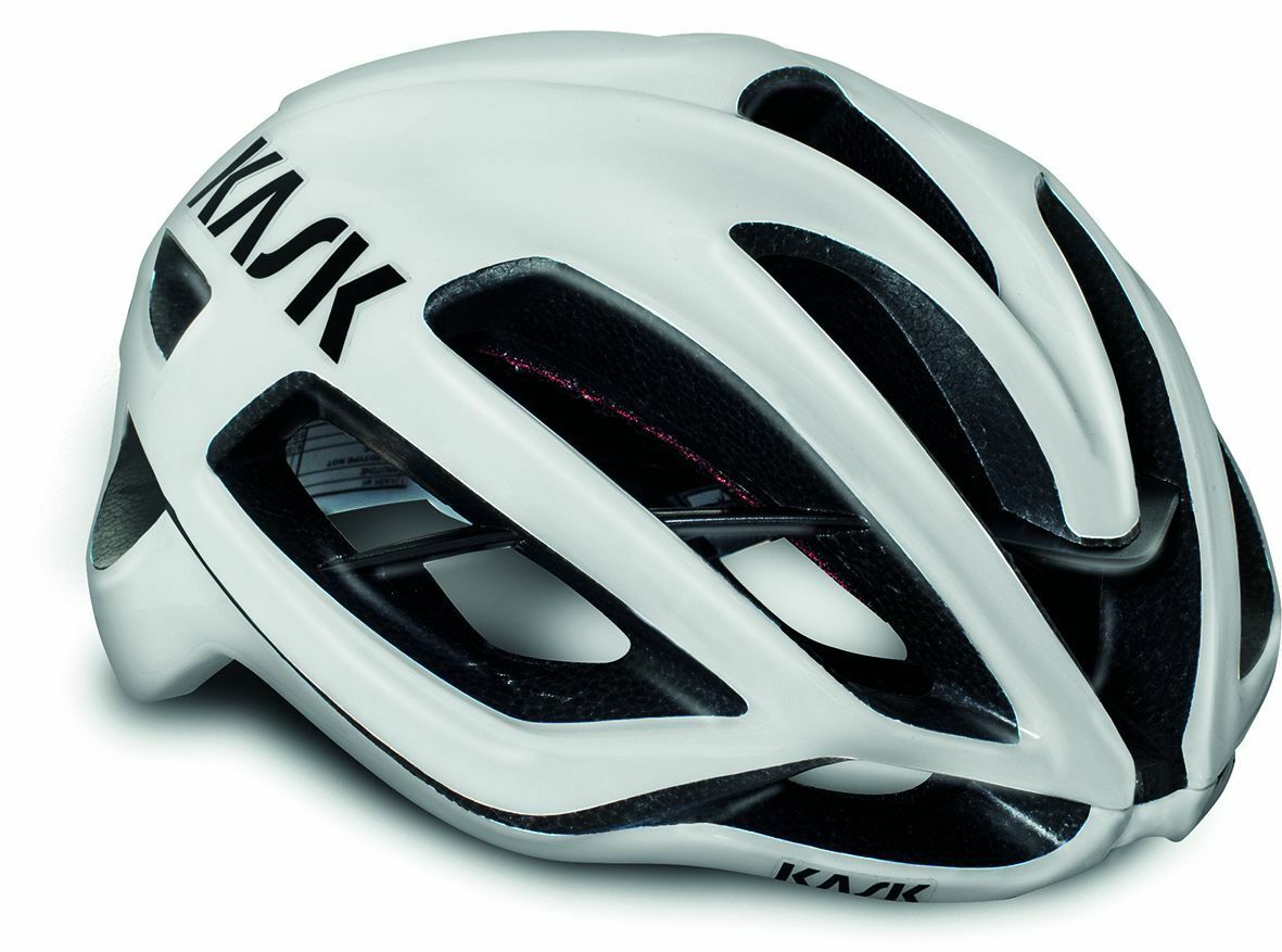 Kask Kask Kask Protone Bianco Gr. S Ovp Nuovo 6dcc46