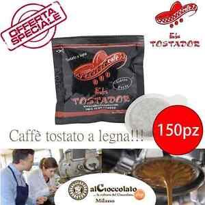 150-CIALDE-CAFFE-039-EL-TOSTADOR-GUSTO-FORTE-UN-DELIZIOSO-OMAGGIO-Pads-Kaffee