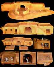 Conte Collectibles Alamo Playset #3 - Main Gate, Lunette, Bowie's Room - 54mm