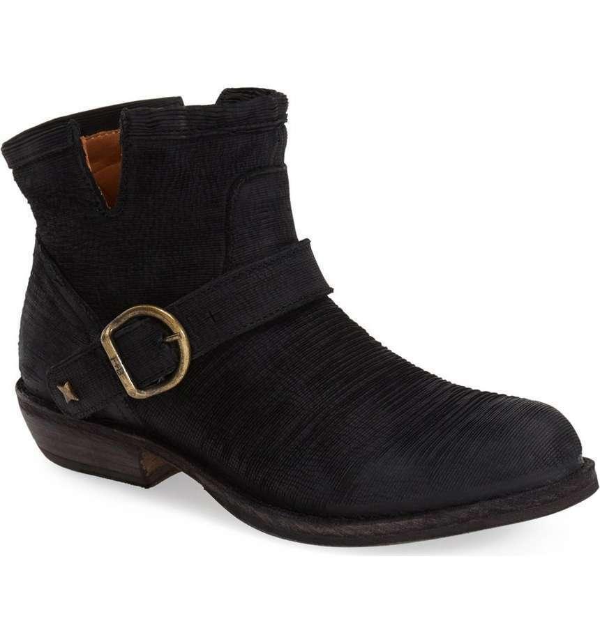 FIORENTINI + BAKER 'Chad' Texturojo Leather botaie - Talla 35.5 -  500