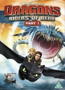 Dragons-Riders-Of-Berk-Part-1-DVD-New-DVD-FREE-amp-FAST-Delivery