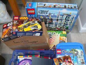 LEGO-CITY-7498-Poste-de-Police-ninjago-star-wars-harry-potter-pirates-of-the-Ca