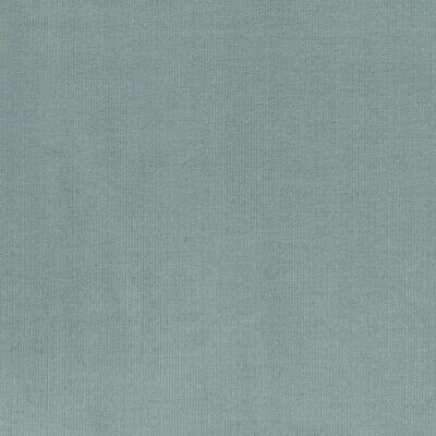 Plain Babycord 21 wale 100/% Cotton Fabric Fine Corduroy Pale Blue