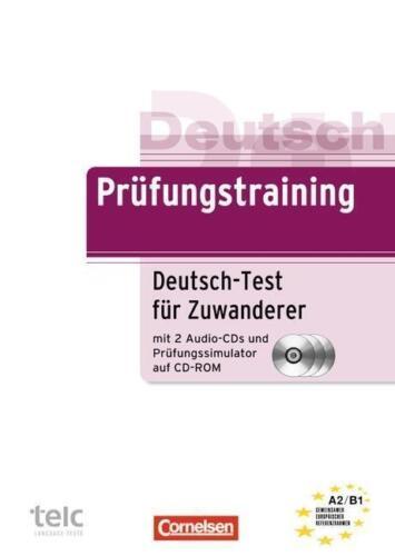 1 von 1 - Prüfungstraining DaF / A2/B1 - Deutsch-Test für Zuwanderer von Dieter Maenner u…