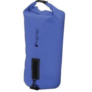 Frogg-Toggs-PVC-Tarpaulin-Waterproof-Dry-Bag-50-Liter-w-cooler-insert-Blue