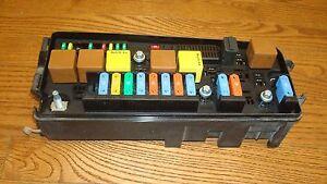 2006 saab 9 3 2 0t oem fuse relay box panel 12767112 ebay rh ebay com