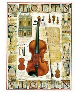 Violin-Shirt-Music-Musical-Notes-whtie-graphic-t-shirt