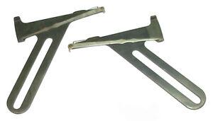 Nos Oem Indicator Arrows For Harley Or Rowe Shop Flywheel
