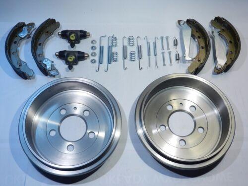 Bremsbacken Radbremszylinder hinten für AUDI A2 VW POLO FOX 1,2 Bremstrommel