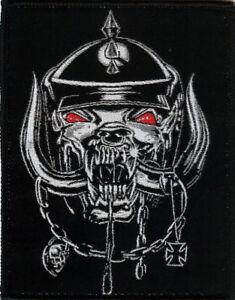 Motorhead Warpig Patch Lemmy Rock 'n' Roll Sex Pistols Tank Headcat Tank