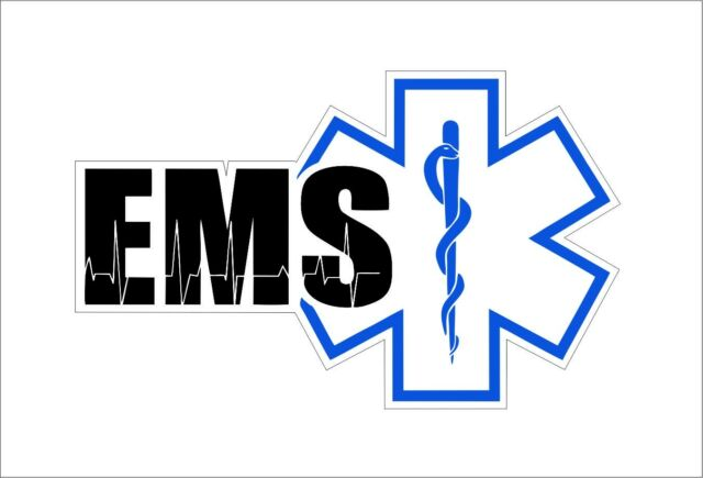 Tactical Medic Reflective Vinyl Decal Sticker Swat SOL EMT EMS Paramedic Rescue