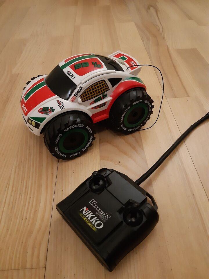 Elektrisk bil, Fjernstyretbil som kan kører i alt, Nikko