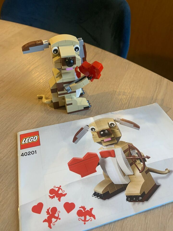 Lego andet, 40201