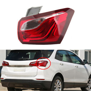 Right-Outer-Tail-Light-Rear-Lamp-Parts-Fit-For-Ford-Chevrolet-Equinox-2018-2019