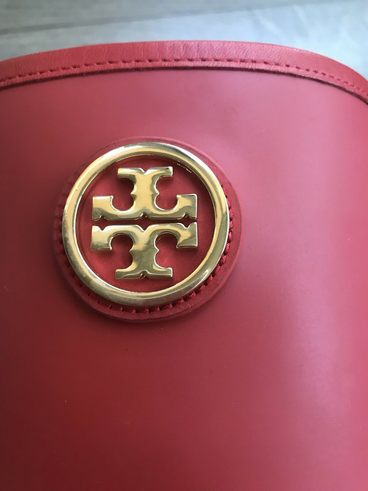 TORY BURCH MAUREEN RAIN BOOT BOOT BOOT TORY RED  BRAND NEW IN THE BOX SIZE 6 2d90c2