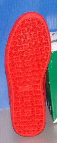 in 5 rischio 9 rosso ad Puma Shine 889181723447 Matte colori Dimensioni argento Basket Mens alto IqROx